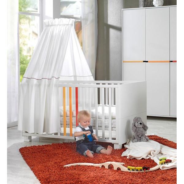 кровать детская трансформер Geuther ColorLine