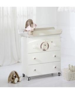 пеленальный комод Baby Expert Trottolino