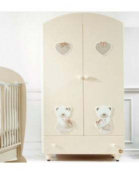 шкаф Baby Expert Sogno (крем)