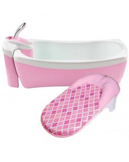 Детская ванна с джакузи и душем Summer Infant Lil' Luxuries