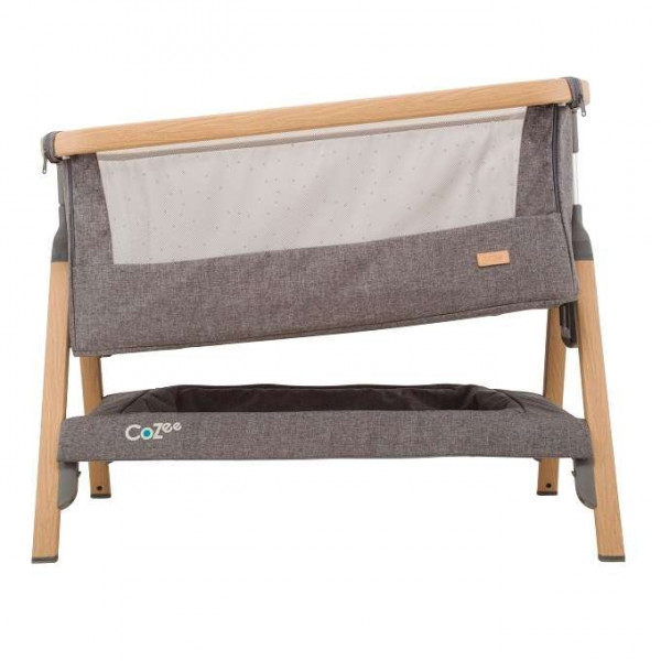 Tutti Bambini CoZee приставная кроватка с колесами