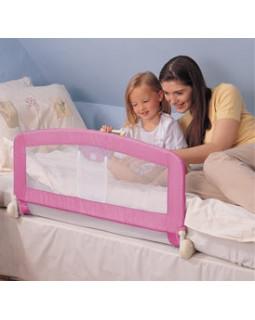 Tomy (pink) защитный барьер для кровати