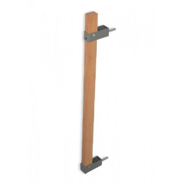 секция 8 см. Geuther 0045VS для ворот Easy Lock Natur
