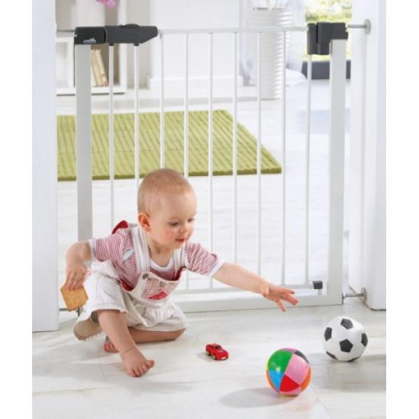 Ворота Geuther Lawalu Easylock Light 4765 для безопасности ребенка