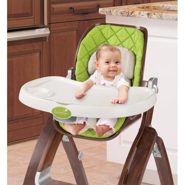 стульчик для кормления Summer Infant Bentwood