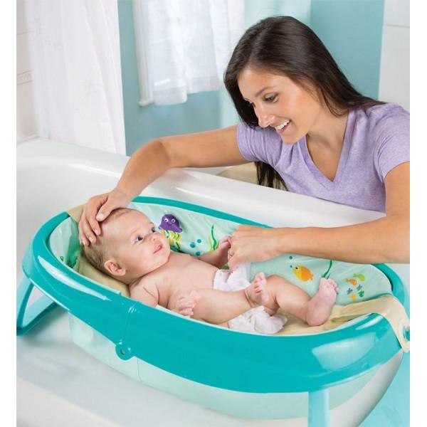 Ванночка складная Summer Infant Baby's Aquarium