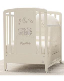 кровать детская Italbaby Happy Family Strass