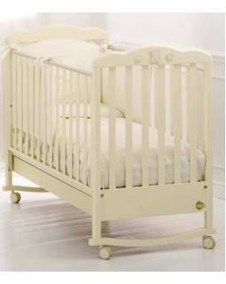 кроватка Baby Expert Teddy (цвет Крем)