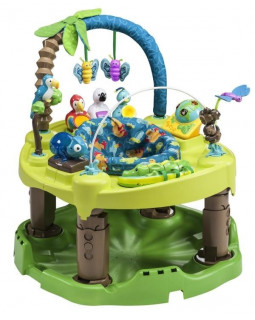 игровой центр Evenflo ExerSaucer Life in the Amazon