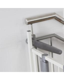 Geuther 0049ZK зажим для лестницы  серий Easy Lock