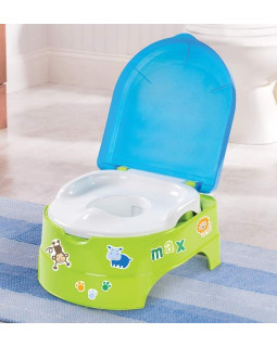 Горшок Summer Infant My Fun Potty (голубой)