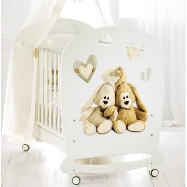 кроватка качалка Baby Expert Cremino