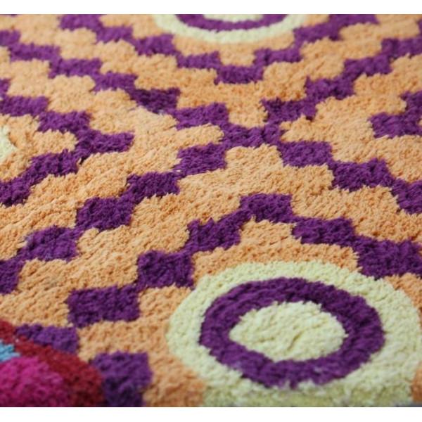 ковер Lorena Canals Indian Bag (цветной) 120x160 см