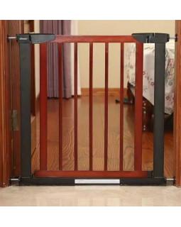 Kingbo autoclose ворота безопасности (вишня) от 75 до 82-152 см.