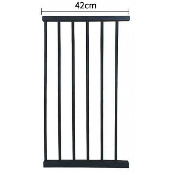 дополнительная секция удлинения для ворот безопасности Kingbo autoclose 42 см.