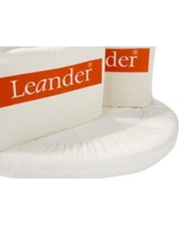 Простынки комплект для колыбели Leander размер 50х83см