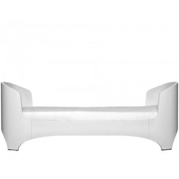 Leander Junior подростковая кроватка (цвет: Белый)