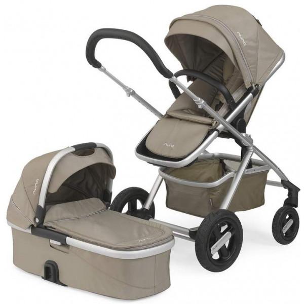 Nuna IVVI SAVI 2 в 1 коляска детская