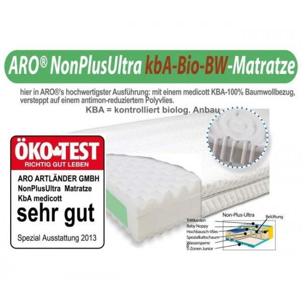 матрас Non Plus Ultra Kba medicott® ARO® Artlaender 125x63 см
