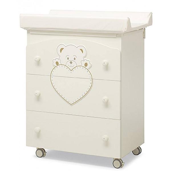 Erbesi Lulu мебель для детской (слоновая кость)