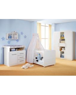 комната детская Geuther Bianco