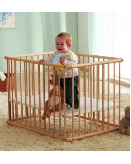 деревянный манеж детский Geuther Belami