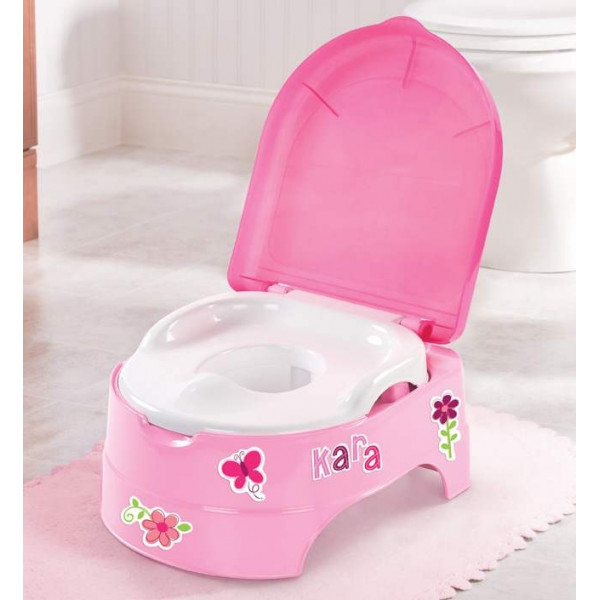 Горшок Summer Infant My Fun Potty (розовый)