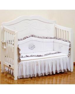 Giovanni Silver комплект белья в кроватку 60х120