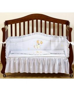 Giovanni Puppy 60х120 комплект белья в кроватку (4 предмета)