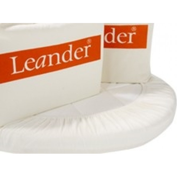 Простынки комплект для кроватки Leander размер БЭБИ 70х120см