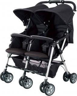 коляска Combi Spazio Duo для двойни