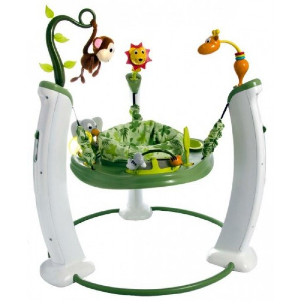 игровой центр Evenflo ExerSaucer Safari Friends