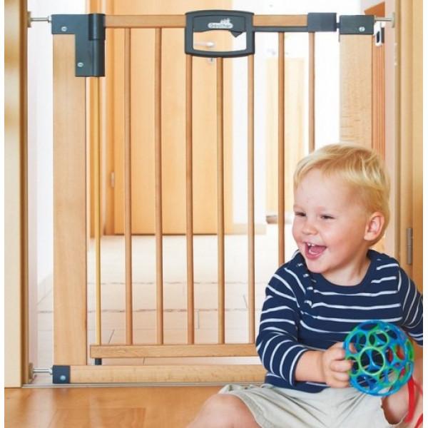 Ворота безопасности Geuther Easylock Natural 2745