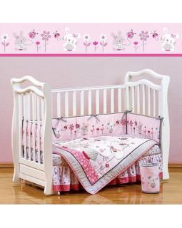 Giovanni Shapito Bonny Bunny белье в кроватку 60х120