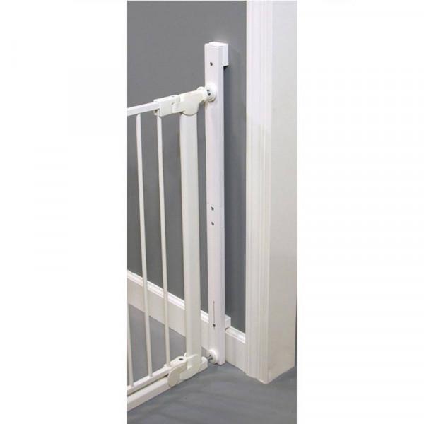 крепление Safe&Care для установки ворот к стене с плинтусом