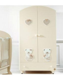 шкаф Baby Expert Bon Bon (крем)