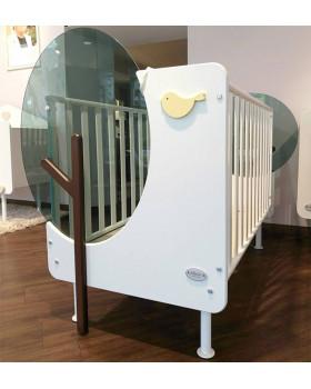 кроватка для новорожденного Baby Expert Bosco Top