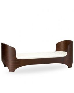 подростковая кроватка Leander Junior (цвет: Орех)