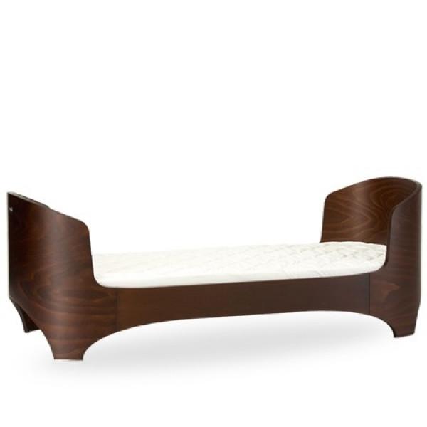 подростковая кроватка Leander Junior (орех)