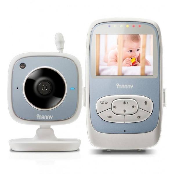 Видеоняня iNanny NM204 с LCD дисплеем 2,4