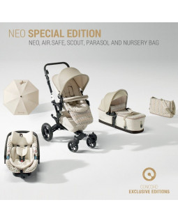 коляска Concord Neo Mobility Set Special Edition - MILAN