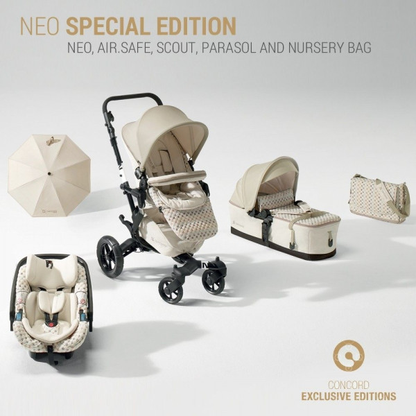 Concord Neo Mobility Set Special Edition - MILAN коляска  3 в 1