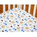 Комплект белья в кроватку Giovanni Shapito Leo Jungle 60х120 (7 предметов)