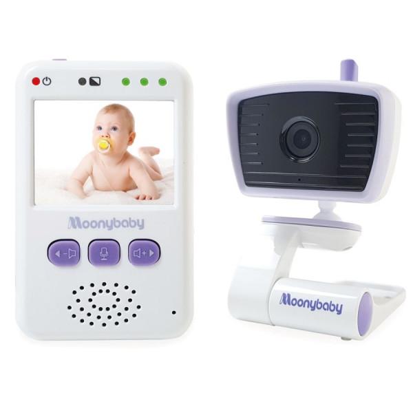 Видеоняня Moonybaby 55931X2 с двумя камерами