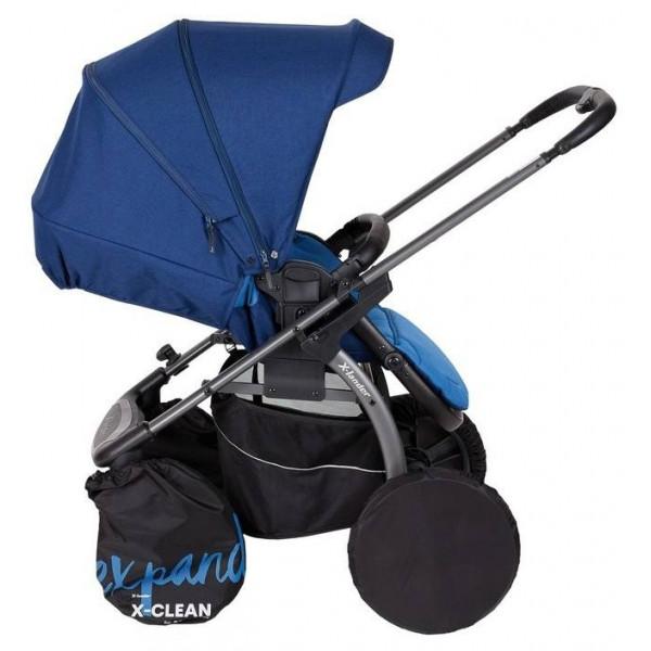 Чехлы на колеса X-Clean для коляски X-Lander