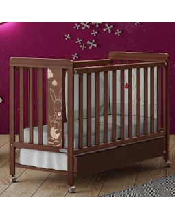 кроватка Micuna Kangaroo + Матрас 120х60 см.