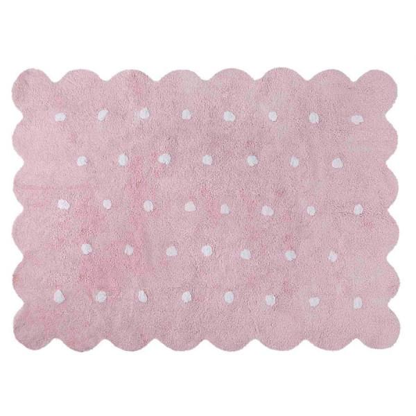 ковер Lorena Canals Biscuit (розовый)