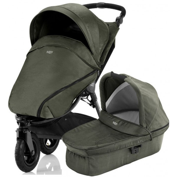 Britax B-Motion 3 Plus коляска 2 в 1