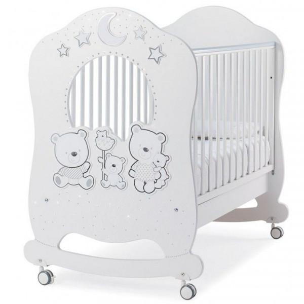 Детская кроватка Italbaby Happy Family Oblo